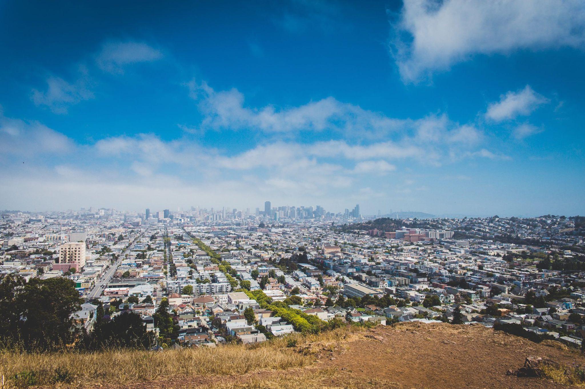 Bernal Heights, SF