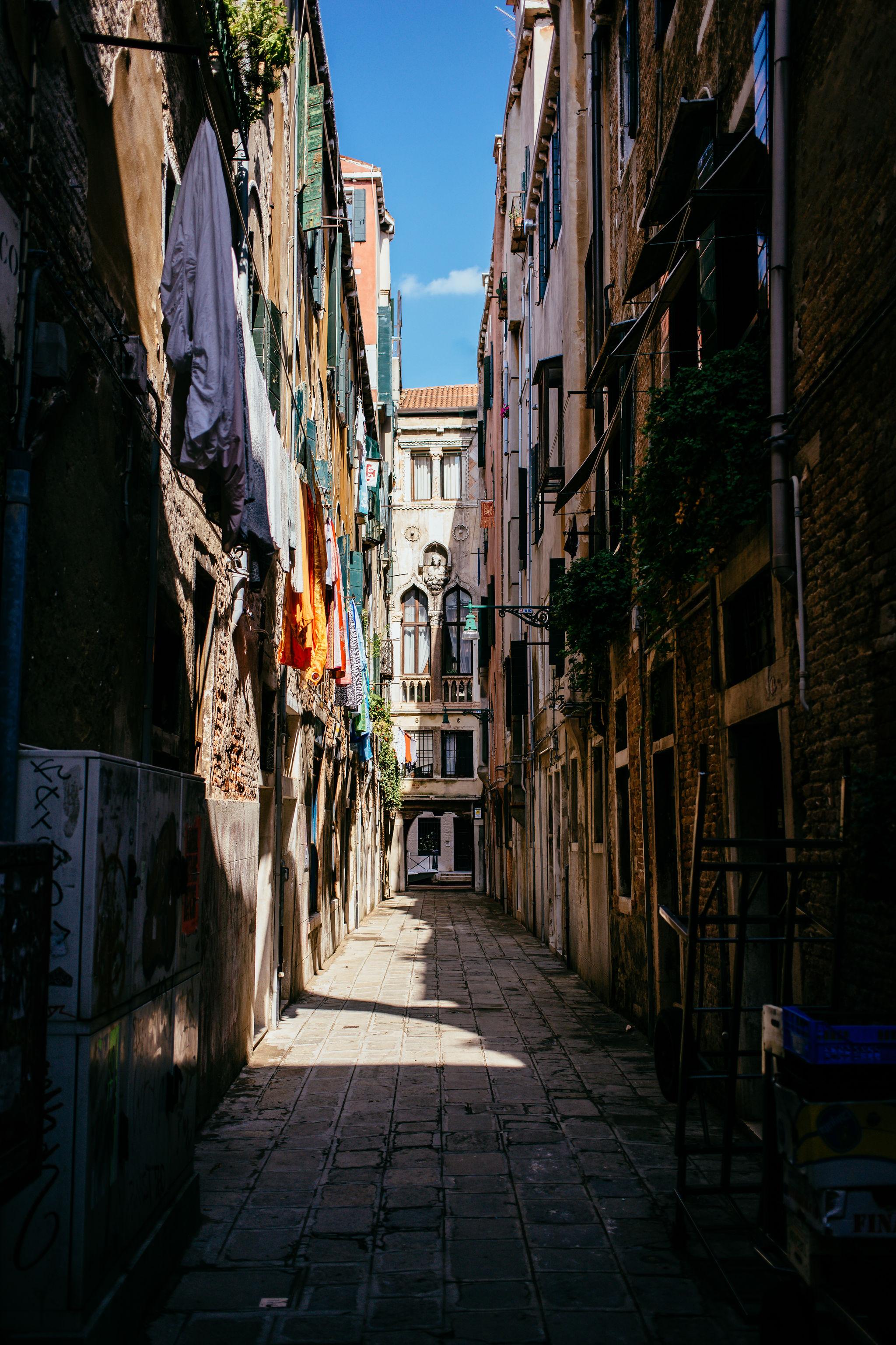 Venice Alleys II